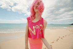 Like cotton candy #nastygal #minkpink