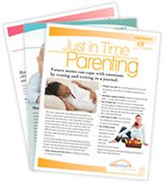 Just in Time Parenting newsletters-eXtension