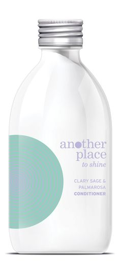Another Place clary sage and palmarosa conditioner - 300ml. £12.00