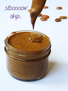 Roasted and Salted Coconut Almond Butter with Hemp Seed