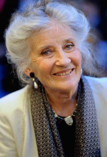 emma thompson's mother phyllida law, in case you wondered where that great bone structure came from