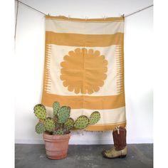 Vintage Area Rug / Southwest / Native American