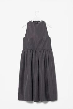 Cos Gathered waist dress