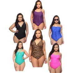 Affordable Plus Size Swim Suits
