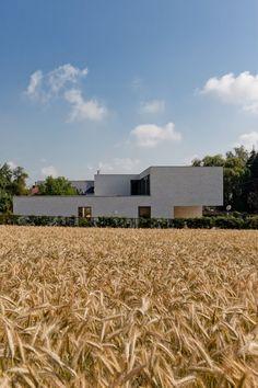 VAWE House  Affligem, Belgium     A project by: Areal Architecten