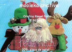 . para artesanato, mold para, artesanato em, feliz natal, em tecido, placa feliz