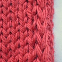 Several different ways to keep stockinette edges from curling.
