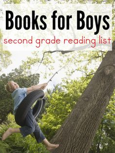 Books for Boys 2nd grade level