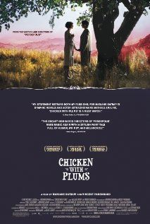 Chicken with Plums - Co-directed by Marjane Satrapi