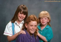 Mullet + Bowl = a mutation rarely seen or documented. This photo is being used as government evidence. Anyone caught with this hair style will have their head shaved immediately and never be allowed to own scissors again. (Photo from Awkward Family Photos)