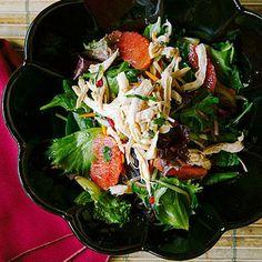 Vietnamese Grapefruit Salad
