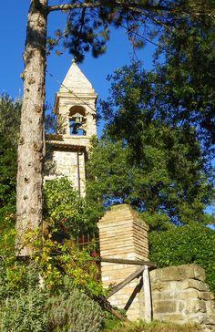 The chapel at Rocca d'ajello