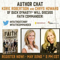 RESERVE YOUR SPOT! Plus receive 5 Free sampler downloads from Faith Commander when you share this event after your registration!