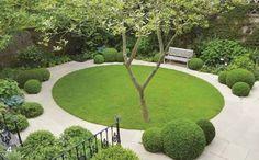 del Buono Gazerwitz Landscape Architecture garden benches, landscap garden, dream gardens