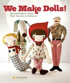 book We Make Dolls