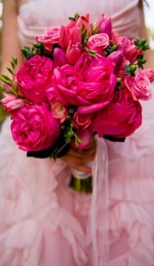 pink flowers - Lover.ly