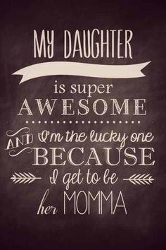 girl, famili, inspir, babi, daughters, quot, mom, thing, kid