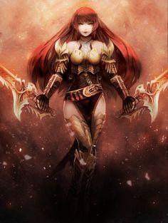 Ashbringer by Aurvandil  [ Fighter - Warrior - Paladin - Knight - Archer - Assassin ]