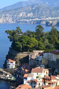 Marina Grande Village, Coast of Sorrento, Italy