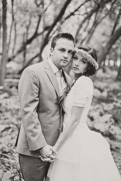 Bridal Session by Stephanie Sunderland