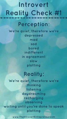 Introvert - So True