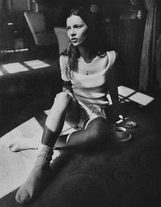 .Kate Moss