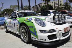 Porsche 911 GT3, José Antonio Aznar, 2013
