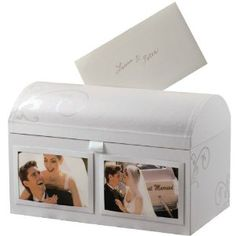 Wilton Gift Card Holder with Photo Pockets