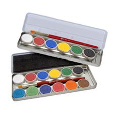 wonderful website-supplies, tutorials-everything you need to know about face painting