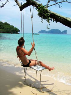 Thailand - this is going to be me in a few months!