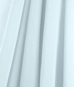 Baby Blue Chiffon Fabric - $4.25 | onlinefabricstore.net