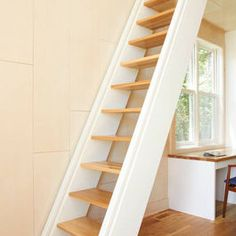 Best Steep Ladder Stairs Tiny House Interiors Pinterest 400 x 300