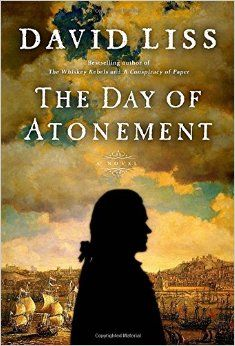 """The day of atonement"" by David Liss / FIC LISS [Oct 2014]"