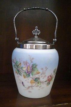 MT-WASHINGTON-OR-WAVECREST-LIGHT-BLUE-VICTORIAN-BISCUIT-JAR-ART-GLASS