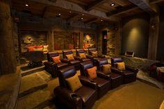 Theater Room.....amazing