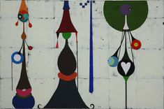 Gert & Uwe Tobias  Untitled (Panel 2 detail)  The Saatchi Gallery