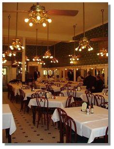Galatoire's on Bourbon Street is the grande dame of Old New Orleans restaurants.