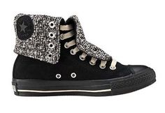 Converse Chuck Taylor All Star Textile X-High Black Tweed 1v570 Converse, http://www.amazon.com/dp/B000IZDWIE/ref=cm_sw_r_pi_dp_zz80qb05ERB78
