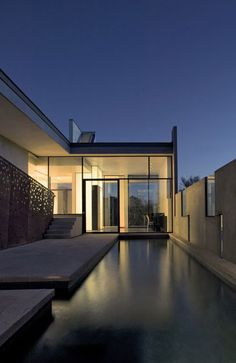 Steven Holl architects - USA/China; Planar house