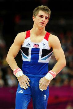 Max Whitlock - Great Britain Men's Gymnastics team