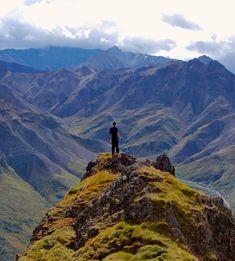 Denali National Park, top of Igloo mountain