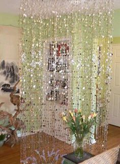 Hanging Room Dividers on Pinterest