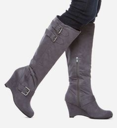 Jemima Gray Boots