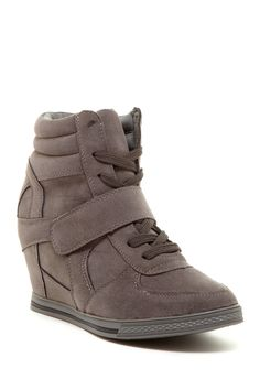 Bucco Nicoleed Wedge Sneaker on HauteLook