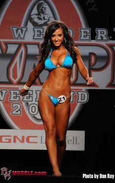 IFBB Bikini Pro Alison Rosen