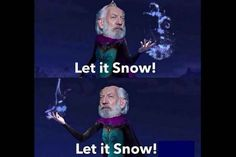 """This Frozen tribute: 