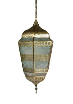 brass antique metal lantern