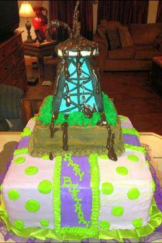 Oilfield Cake