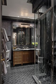 Masculine Bath