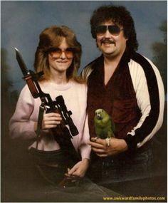 More awkward family photos